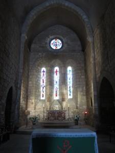 Kirche von Cluis
