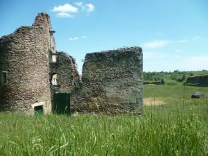 Burgruine von Cluis-Dessous